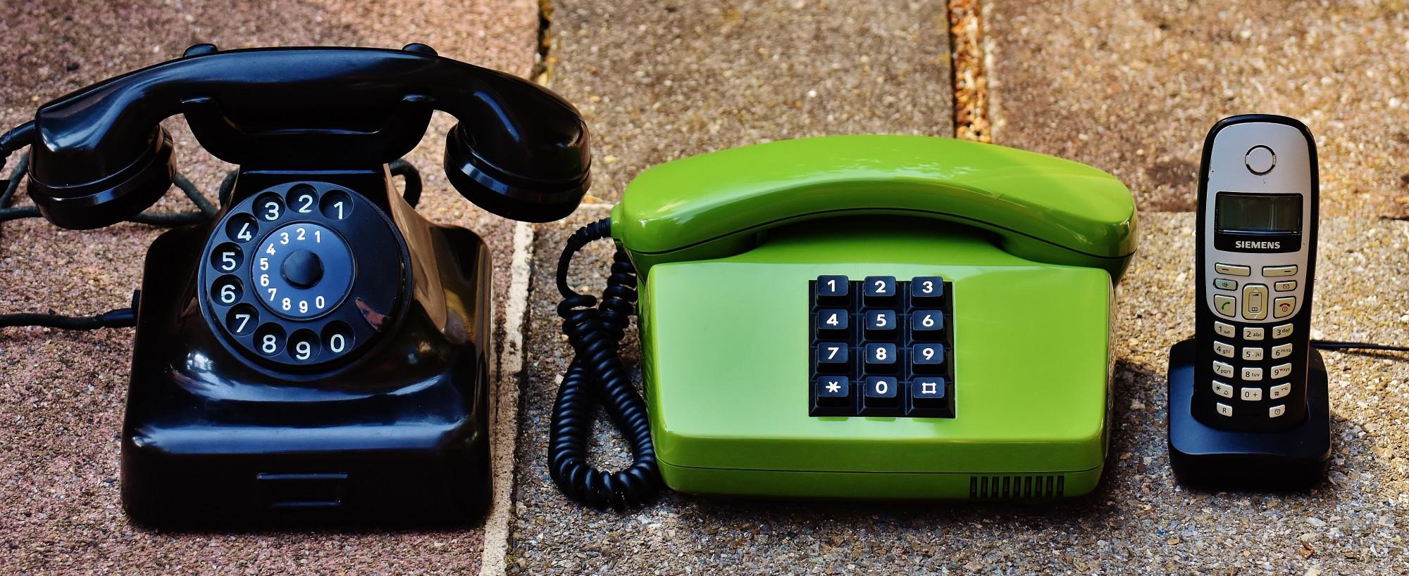 סקר טלפוני מיושן ומתאים למטרות ספציפיות מאוד.