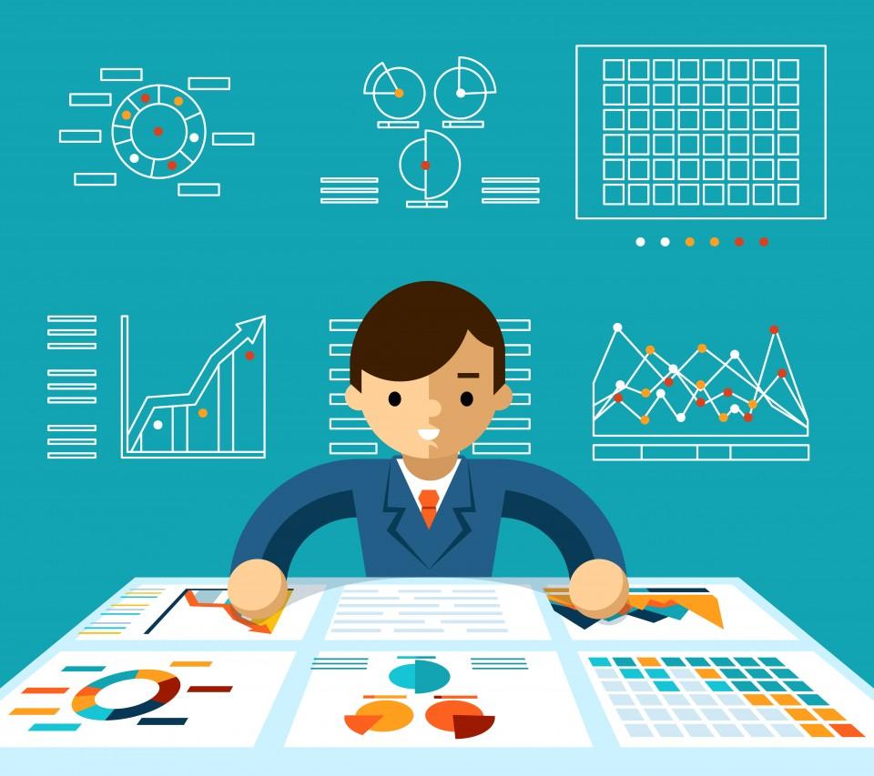 מידע רב המופק בין מאות ואלפי עובדים או לקוחות, מחייב שליטה במידע ויכולת הפקת סיכום מסודר וברור עבור ההנהלה