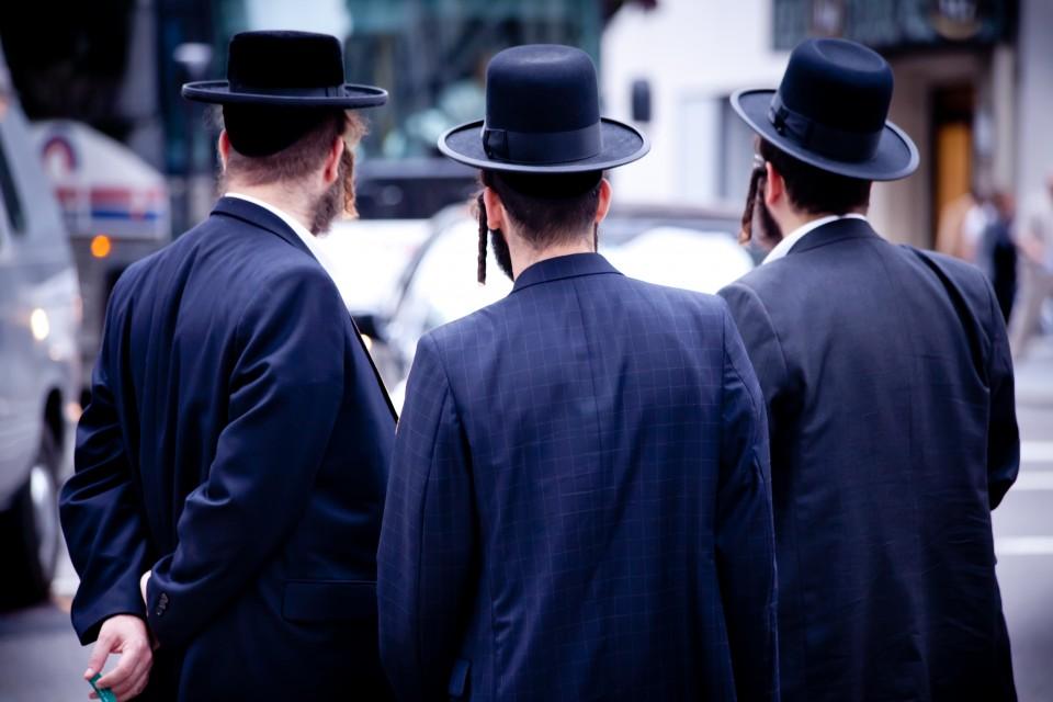 חרדים בירושלים. 33% מהאוכלוסייה היהודית בעיר.