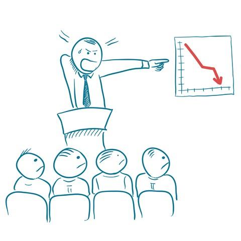 לא חייב להיראות כך. לאחר ביצוע תהליך התפתחות וסקרים פנימיים בין העובדים, ניתן בוודאי יהיה לחזות בצמיחה עקבית של הארגון